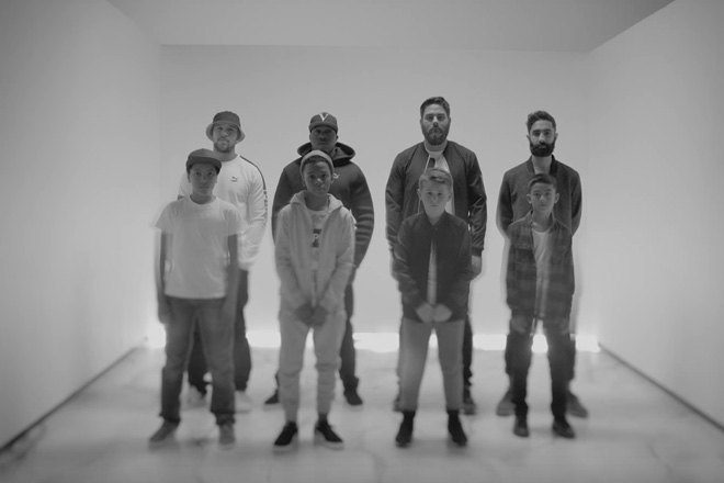 Watch the video for Rudimental's 'Lay It All On Me'