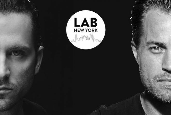 Lee & Kennedy in The Lab NYC