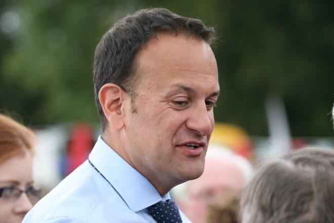 Leo Varadkar faces criticism after being spotted at London's Mighty Hoopla