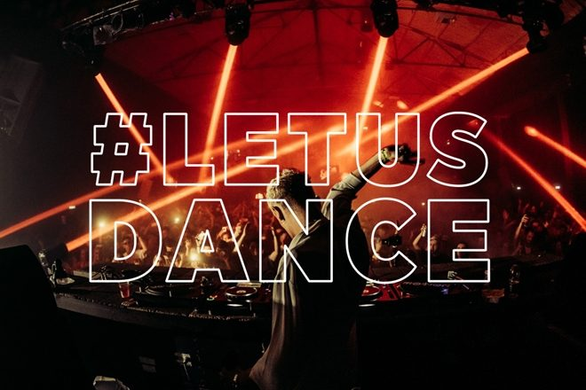 #LetUsDance – A new campaign is urging the UK government to save nightclubs