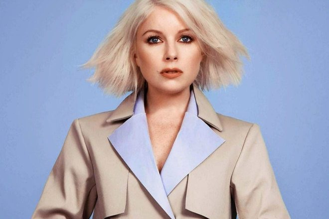 Little Boots in the Lab LA