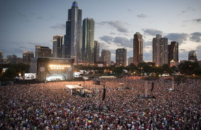 Vegas Gunman Would Have Had Clear View Of Lollapalooza Concert Stages