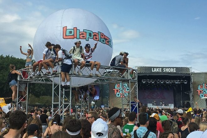 Lollapalooza offer free tickets as an incentive to get vaccinated