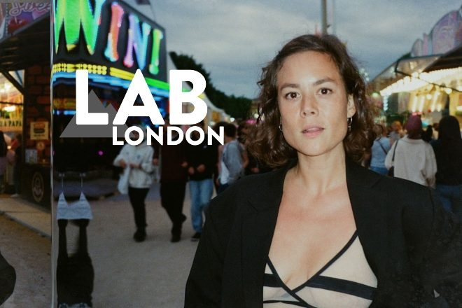 Louise Chen in the Lab LDN