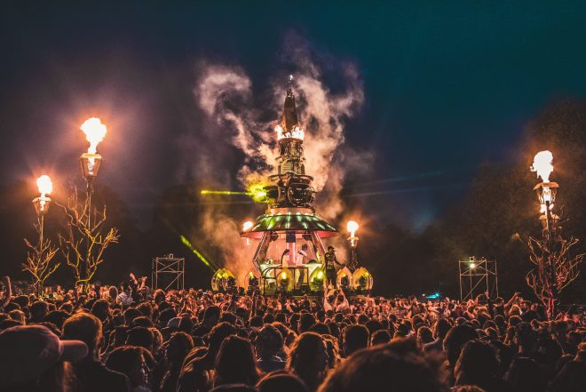 Bicep, Ben UFO and The Black Madonna are heading to Love Saves The Day 2018