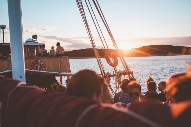 Love International's boat party line-ups will have you buzzing for the summer