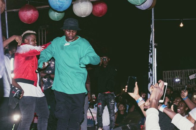 Mainland Block Party cultivates a community celebration of music in Nigeria