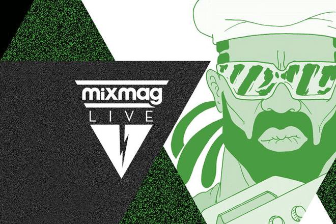 Mixmag Live with Major Lazer Soundsystem