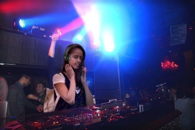 Malia Obama has learned to DJ and will play her first live show in Las Vegas