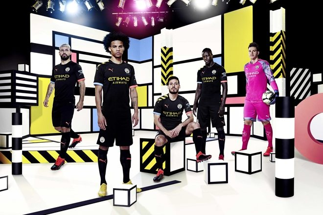 Man City's new away kit is styled on The Haçienda