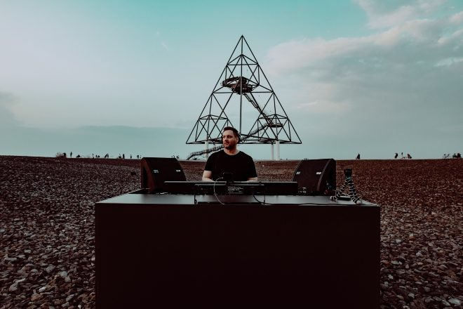 Mark Reeve to play livestream direct from The Tetraeder, Germany
