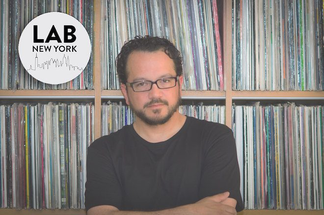 ​Mark Farina in The Lab NYC