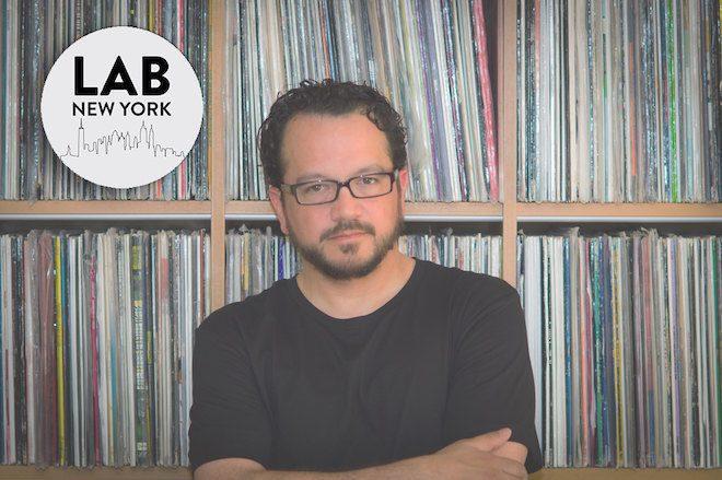 Mark Farina in The Lab NYC