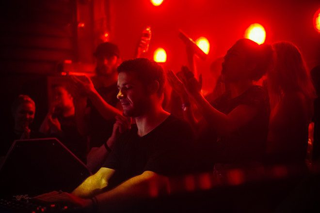 Mixmag Live in NYC with Matador