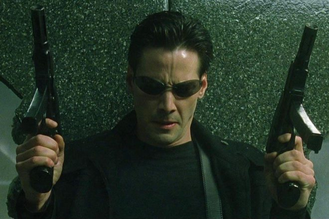 New cast member joins Keanu Reeves in the Matrix 4