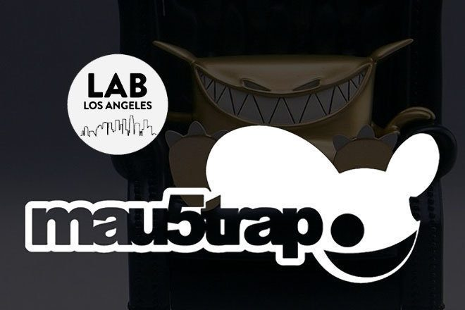 Mau5trap in The Lab LA with Feed Me and BlackGummy b2b No Mana
