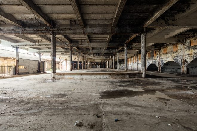Depot is a new 10,000-capacity venue in Manchester