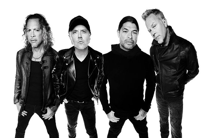 Metallica enlist J Balvin, The Neptunes and Chase & Status for 53-track covers album