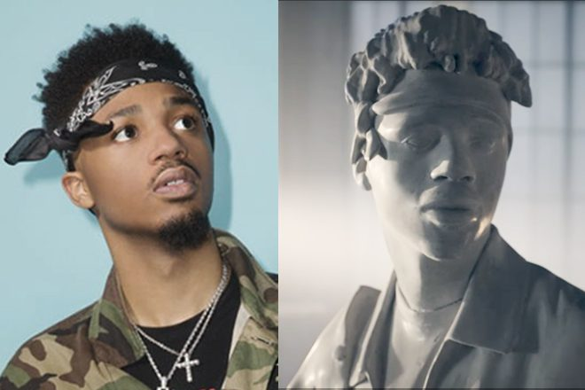 Spotify commissions a Roman-inspired statue of Metro Boomin for museum exhibit