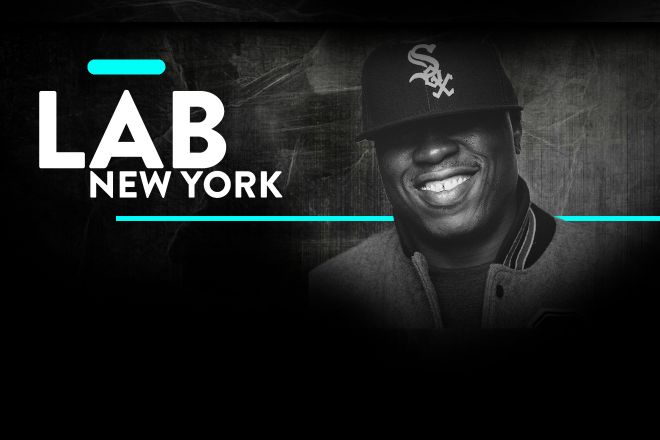 Mike Dunn in The Lab NYC