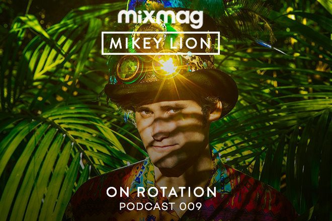 On Rotation: Episode 009 with Mikey Lion
