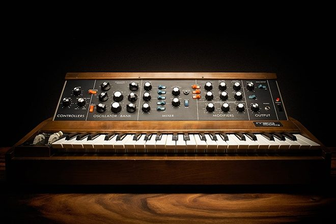 The evolution of synthesizers is celebrated in a new book