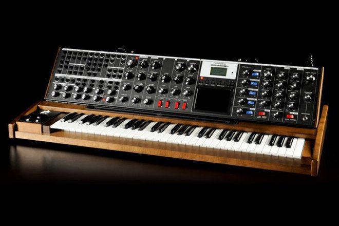 The Minimoog Voyager XL synth line has been discontinued