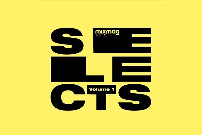 Mixmag Asia release new compilation, 'MMA Selects, Vol. 1'