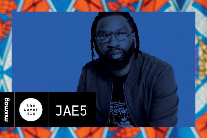 The Cover Mix: JAE5