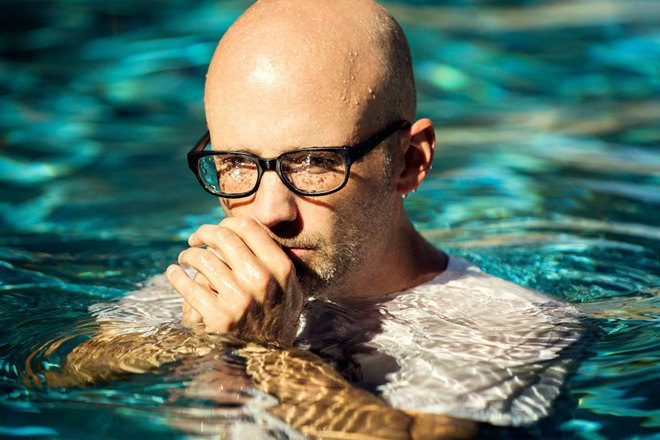"""Moby: """"Donald Trump is being blackmailed by the Russian government"""""""