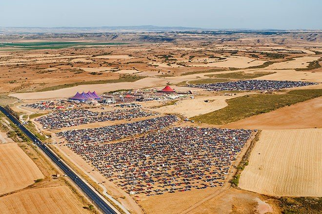 Monegros Desert Festival returns to Spain in August next year