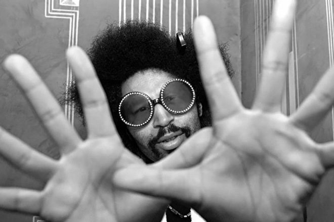 'Pitch Black City Reunion' is the latest jazz-inflected track by Moodymann