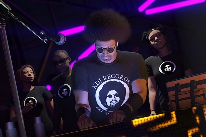 Moodymann and Palms Trax are now in-game DJs in Grand Theft Auto