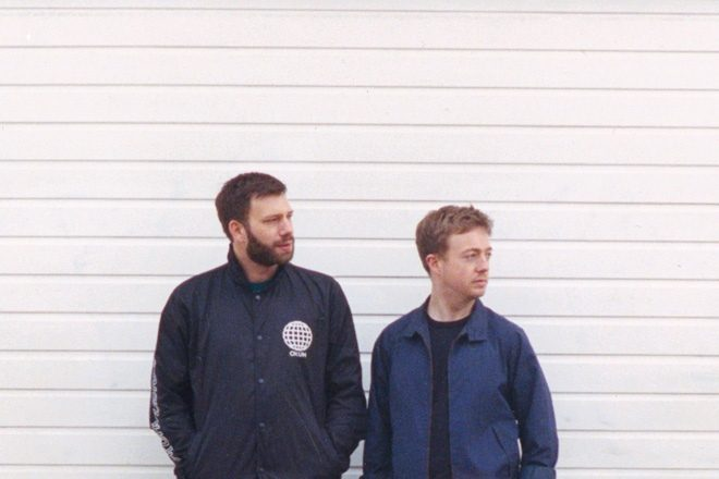 Mount Kimbie are dropping a DJ-Kicks album mix