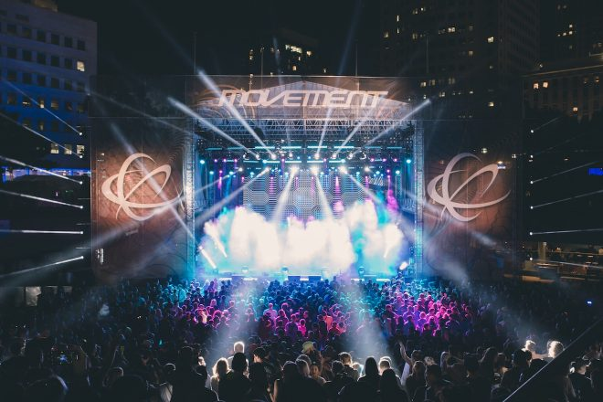 Movement Festival's massive 2020 line-up has just been revealed