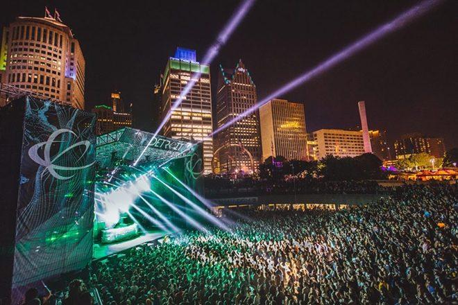 Movement Festival cancels its 2021 dates