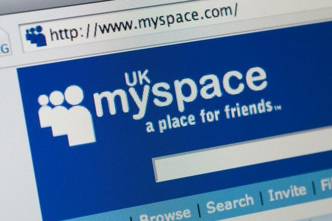 Myspace has lost all music uploaded to the site between 2003 and 2015