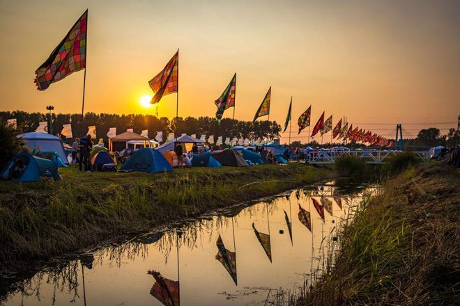 ​Mysteryland's camping line-up includes Fedde Le Grand and Nicky Romero