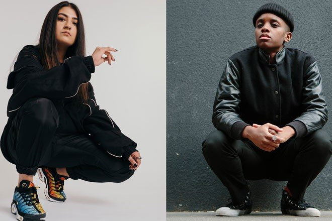 Naina and SHERELLE have started a label, Hoover Sound