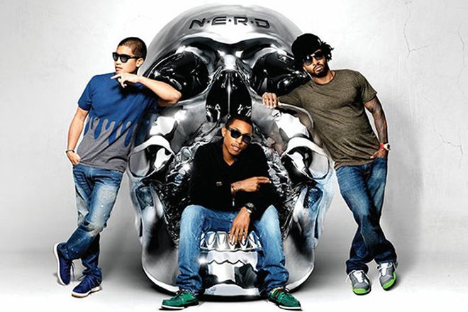 N.E.R.D and Diplo and Mark Ronson's new disco project to headline Governors Ball
