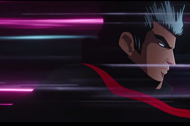 Nero goes anime with 'Into The Night'