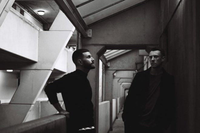 Bicep make it 'Rain' in trippy new music video