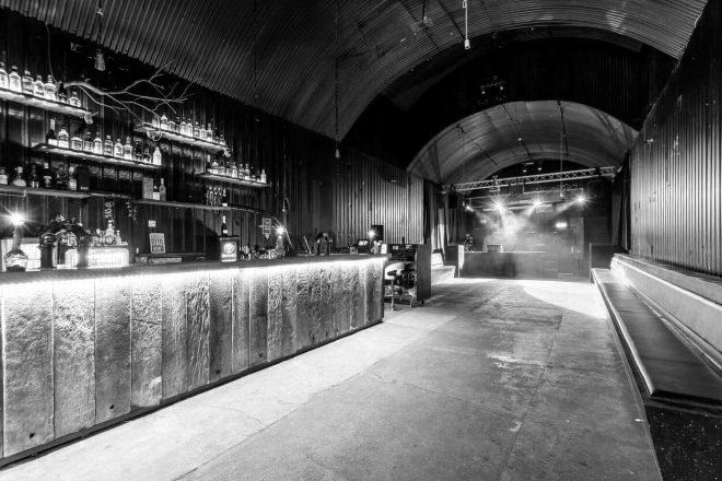 A new club is opening in East London
