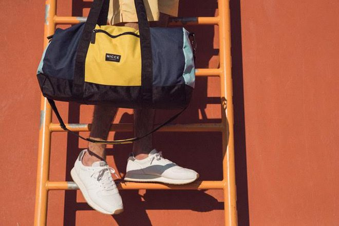 NICCE has dropped its debut footwear collection