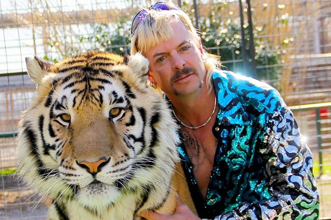 Nicolas Cage is starring as Tiger King's Joe Exotic in a TV miniseries