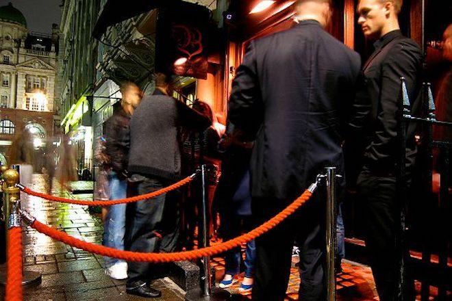 London nightlife venues are facing a shortage of door staff