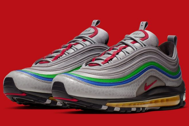 Nike's new Air Max 97s are inspired by Nintendo