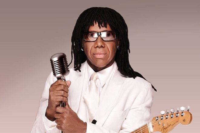 """Chic's Nile Rodgers: """"Black artists have to drive in one lane"""""""