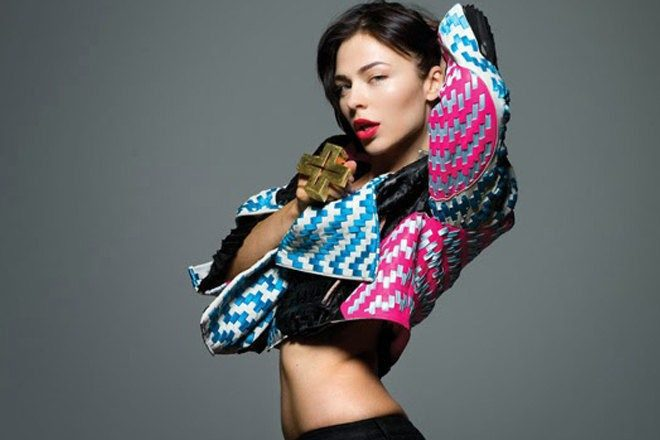 Nina Kraviz has dropped some visuals for a track off her forthcoming solo EP