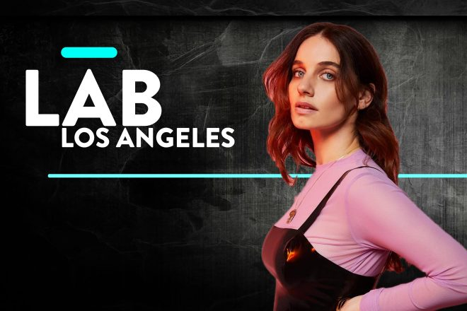 ​Nina Las Vegas in The Lab LA